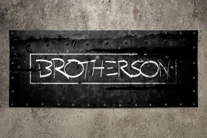 Brotherson banner